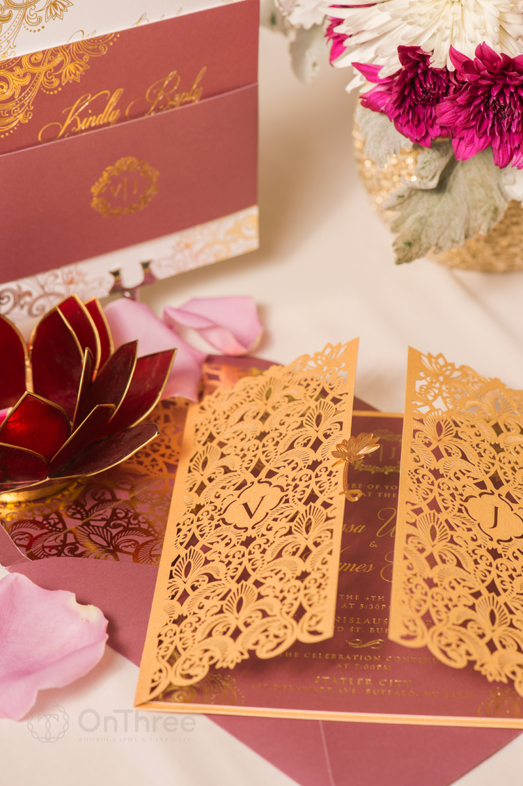 A look into the beauty of weddings invitations | International ...
