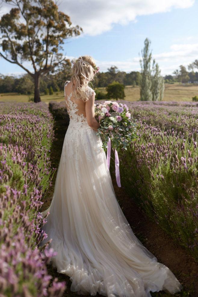 lavender-field-bride