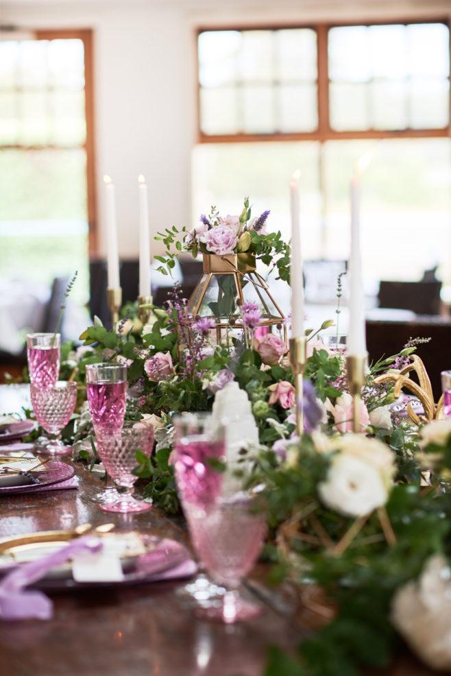 Lavender-greenery-floral-bridal