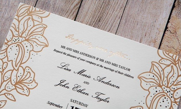 Wedding Invitations England: Stationery, Cards & Invites Online