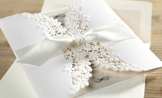 Laser Cut Invitations Magically Transforming Paper