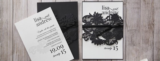 Affordable Wedding Invites is beautiful invitations sample