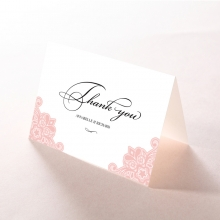 Floral Delight - Thank you cards - DY1520-WH-PK - 176312