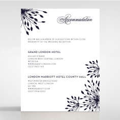 Bursting Bloom accommodation invitation