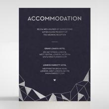 Digital Love accommodation stationery
