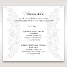 Everlasting Love accommodation enclosure card