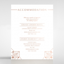 Gatsby Glamour accommodation invite