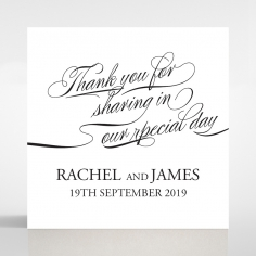 Paper Polished Affair gift tag stationery item