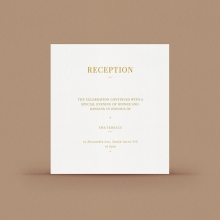 Rustic Lustre (Copy) - Reception Cards - DC116092-GW-GG-1 - 183307