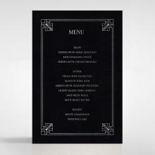 Ace of SpMDes wedding venue table menu card