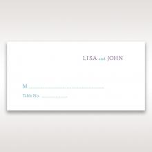 Beautiful Romance wedding reception table place card stationery item