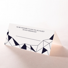 Digital Love place card stationery