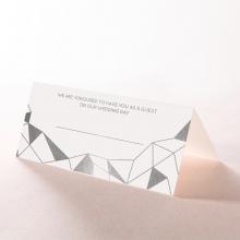 Digital Love wedding stationery place card item