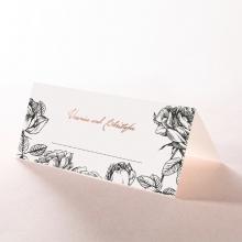 English Rose wedding stationery place card item