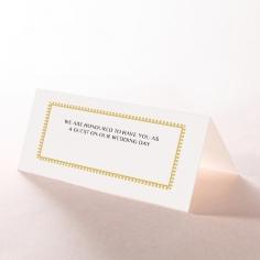 Ivory Doily Elegance wedding place card stationery item