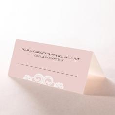 Oriental Charm wedding stationery place card item