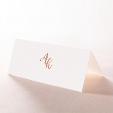 Rustic Lustre place card stationery
