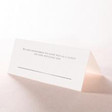 Timeless Romance wedding reception place card