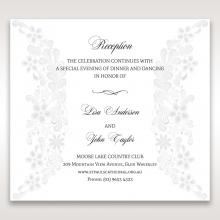 Everlasting Love reception card