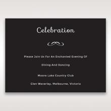 Striking Laser Cut Peacock Digital reception invitation card design