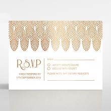 Jeweled Ikat rsvp design