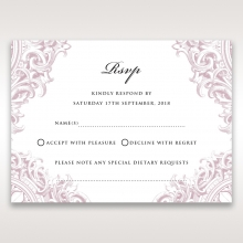 Jewelled Elegance rsvp wedding enclosure design