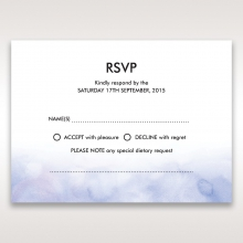 Mythical Garden Laser Cut Pocket rsvp