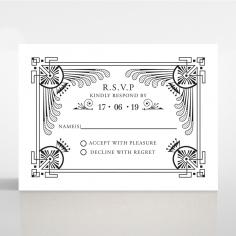 Regal Frame rsvp wedding enclosure design