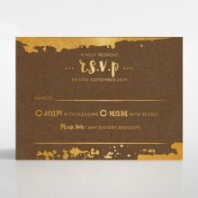 Rusted Charm rsvp