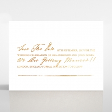Love Letter save the date wedding stationery card design