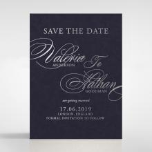 Timeless Romance wedding stationery save the date card item