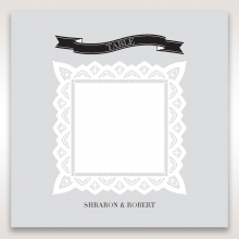 Everly wedding venue table number card stationery design