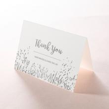 Fire Sparkle thank you invitation card