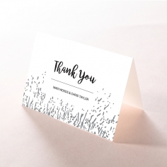 Fire Sparkle wedding thank you stationery card item
