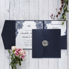 Noble Elegance Invitation