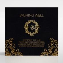 Aristocrat wishing well invite
