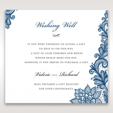 Noble Elegance wishing well stationery