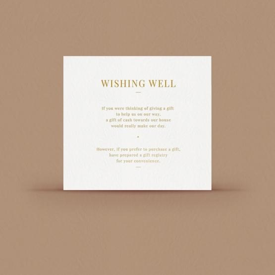 Rustic Lustre (Copy) - Wishing Well / Gift Registry - DW116092-GW-GG-1 - 183283