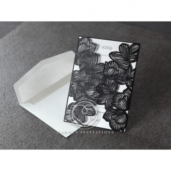 floral-laser-cut-elegance-black-anniversary-party-invitation-HB11677-A