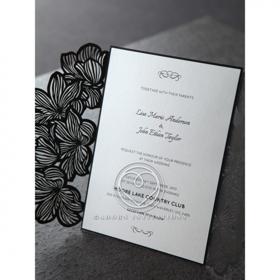 floral-laser-cut-elegance-black-anniversary-party-invitation-card-design-HB11677-A