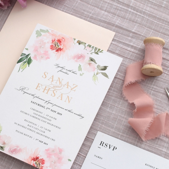 colour_foil_invite_with_blush_envelope