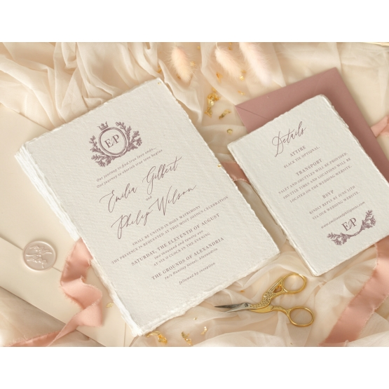 deckle_edged_invitation_royal_crest