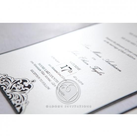 elegance-encapsulated-laser-cut-black-engagement-party-invite-PWI114009-WH-E