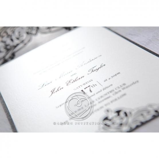elegance-encapsulated-laser-cut-black-engagement-party-invite-design-PWI114009-WH-E