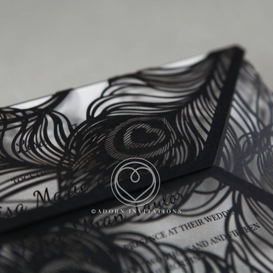 stylish-laser-cut-peacock-feather-black-engagement-party-invite-card-design-HB13575-E