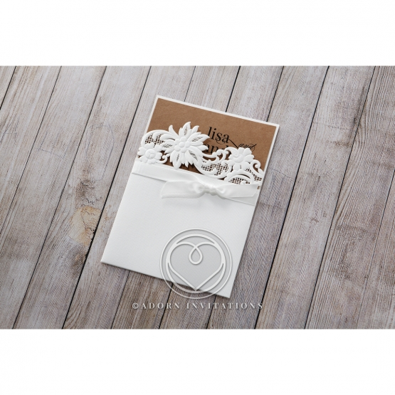 rustic-laser-cut-pocket-with-classic-bow-engagement-party-invitation-card-design-PWI115054-E