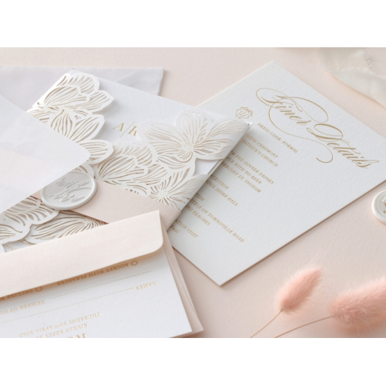 foiled_wedding_invite_laser_cut_pocket