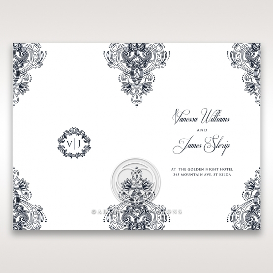 imperial-glamour-without-foil-order-of-service-card-DG116022-NV-D