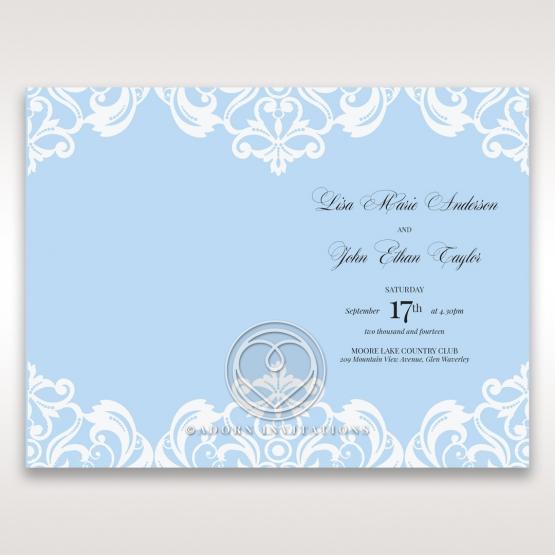 romantic-white-laser-cut-half-pocket-wedding-stationery-order-of-service-invitation-card-design-DG114081-BL