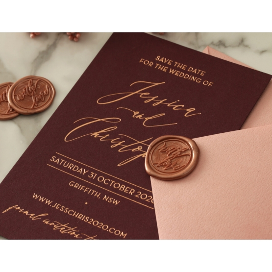 save_the_date_blackberry_and_foil_with_wax_seal